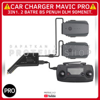 ✅ CAR CHARGER MOBIL BATRE DJI MAVIC PRO REMOTE CAS CHARGING YX