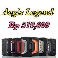 GeekVape Aegis Legend 200 W TC Box Mod VAPE Authentic