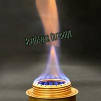 kompor ultralight spirtus burner