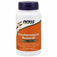 now saccharomyces boulardii 60 caps