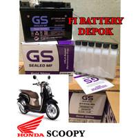 AKI Motor Scoopy GS Gold Shine GTZ5S - Beat . Vario . Scoopy