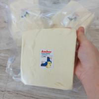 anchor cream cheese 1 kg / cream cheese anchor REPACK jamin asli