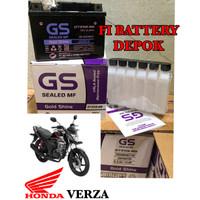 AKI Motor Verza GS Gold Shine GTZ5S - Verza . Mega Pro . CS1