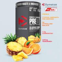 PWO DYMATIZE 400gram pre workout dymatize