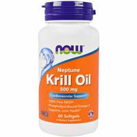now neptune krill oil 500mg 500 mg 60 caps