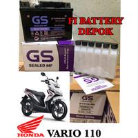 AKI Motor Vario 110 GS Gold Shine GTZ5S - Beat . Scoopy. Vario