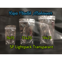 Standing Pouch K+pack Lightpack Transparant 13x20cm