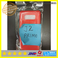 SLIM LEATHER CASE AUTOFOCUS SAMSUNG GALAXY J2 PRIME