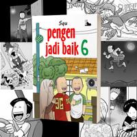 Komik Anak Islami Pengen Jadi Baik Jilid 6 - PJB Jilid 6