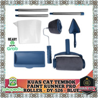 Kuas Cat Tembok Paint Runner Pro Roller - DY-526 - Blue