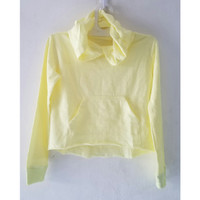 Sweatshirt Hoodie Justice Anak Cewek Yellow