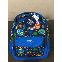 Smiggle Backpack Junior Planet Tas Ransel Anak TK SD Original