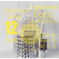 Parfume Gucci guilty Black