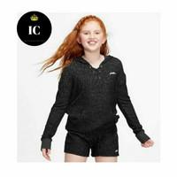 Sweater Anak Cewe Authentic Hoodie Model Kece - Usia 8Th