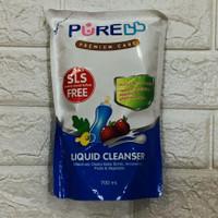 pure baby liquid cleanser 700