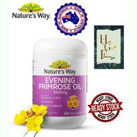 Nature's way Evening Primerose oil 1000mg 200 caps