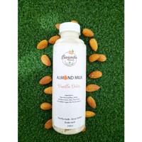 Almond Milk EXTRA Chia seed & Oat / Susu almond 250ml- Matcha