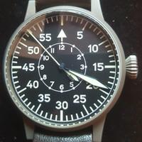 Jam Tangan Pria Laco Watch Flieger Type-B Paderborn 42mm
