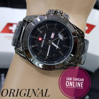 jam tangan pria swiss army 3489 MC ORIGINAL