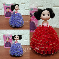 Mainan Anak Confused Doll Boneka Menari Ada Suara dan Lampu