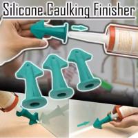 Caulking Construction 3 pcs Durable Multifunctional Trowel Nozzle