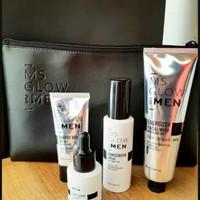 MS glow Paket Wajah Msglow Men Komplit