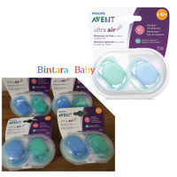 Philips Avent Ultra Air Pacifier 6-18m Avent Soother / Empeng Avent