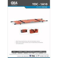Folding Stretcher Tandu Lipat 4 Gea
