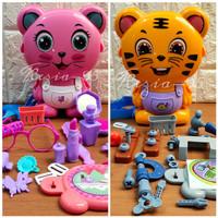 Mainan Anak Tas Ransel Pet Back Pack Mainan Edukasi