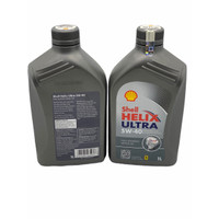Shell Helix Ultra 5W-40 Fully Synthetic Motor Oil (1L)