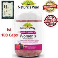 Nature's way Adult vita gummies Women's Multivitamin 100 soft gummies