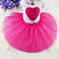Size L baju gaun dress kucing anjing musang monyet dll