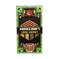 Minecraft Strategy Card Game