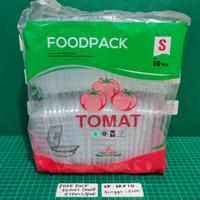 FoodPack S Cap Tomat @50pcs