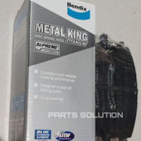 Kampas Rem Depan Toyota Innova Grand Innova BENDIX DB1751 Metal King