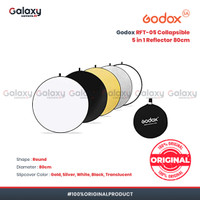Godox RFT-05 Collapsible 5 in 1 Reflector 80cm