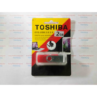 USB FLASH DISK OTG 2GB TOSHIBA micro usb