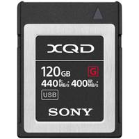 Sony XQD Memory Card G Series (440MB/s) - QD-G [120GB]
