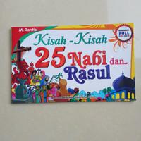 Buku kisah - kisah 25 Nabi dan Rasul - Bintang Indonesia