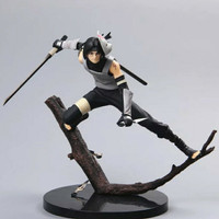 Action Figure Naruto Uchiha Itachi Kakashi Fighting GEM Anime Naruto
