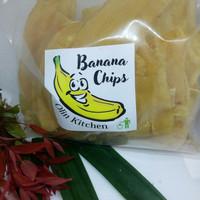 kripik pisang renyah