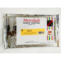 MERCOLADE RAINBOW COMPOUND TIRAMISU 1 KG MURAH / COKLAT WARNA TIRAMISU