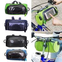 Bag Bicycle Tas Sepeda Keren Waterproof Tas Olahraga TS111MT