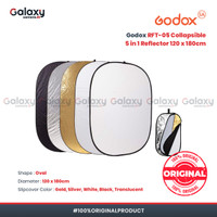 Godox RFT-05 Collapsible 5 in 1 Reflector 120 x 180cm