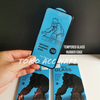 TEMPERED GLASS RUBBER EDGE KINGKONG/GORILLA PREMIUM IPHONE XR/IPH 11