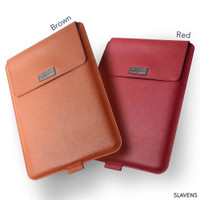 """Multifunction Laptop Sleeve 13"""" Inch with Stand and Mouse Pad"""