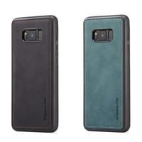 Caseme Original Leather Back Cover Case Samsung Galaxy S8
