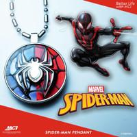 Paket Pendant Spiderman ORIGINAL - Kalung Kesehatan Batu Germanium