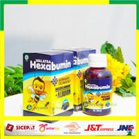 Walatra Hexabumin Madu Anak Albumin Obat Herbal Batuk Pilek Pada Anak