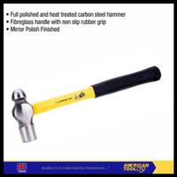 Palu Konde 8 oz Ball Point Hammer 8oz American Tool 8956608